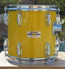 Yamaha Yellow Lacquer 10� x 10� Deep #Tt810F Turbo Tour Tom