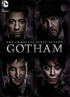 Gotham: The Complete First 1st Season (DVD, 2015) 6-Disc New Sealed