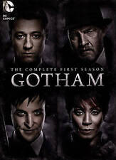 Gotham: The Complete First 1st Season One 1 (DVD, 2015, 6-Disc Set). Brand NEW