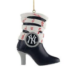New York Yankees Team Boot Ornament