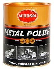 AUTOSOL All Metal Chrome Polish Tin 1KG Paste Formula **NEW* German High Quality