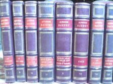 Livres anciens et de collection Alphonse Daudet 1900 à 1960, sur littérature française