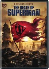 The Death of Superman (DVD 2018) Animation, Action