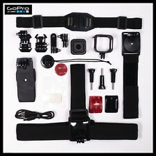 GOPRO HERO 5 SESSION 4K+HEAD MOUNT+WRIST STRAP+HELMET MOUNT and MORE ACCESSORIES