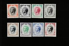 - Monaco  lot  de  8  timbres  Rainier III  type tt  dont le 548    **