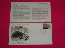 1976 WWF European Hedgehog Netherlands Official FDC Cover