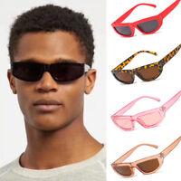 Fashion New Square Nail Sunglasses Small Frame Glasses Retro Sun Glasses Unisex