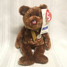 Ty Beanie Baby CHAMPION (USA) the Bear Fifa World Cup Soccer RETIRED