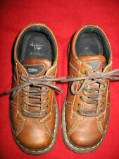Dr. Marten'S Men'S Keith Oxfords, Size: 8, Color: Oiled Tanned Brown, Used, Valu