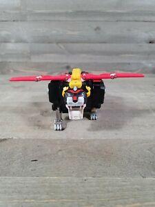 LJN/WEP Voltron Lion Force Motorized Battling Black Lion Not Working