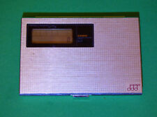 Casio ML8 Rare Vintage Compact LCD Musical Calculator / Watch