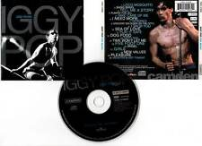 "IGGY POP ""Pop Music"" (CD) 1996"
