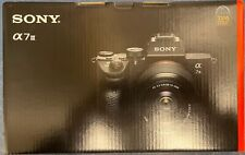 *NEW* SONY ALPHA A7 III 24.2MP MIRRORLESS DIGITAL CAMERA W/ ZOOM LENS KIT