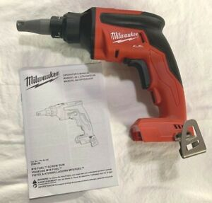 Milwaukee M18 FUEL 2866-20 Drywall Screwgun Brushless Drill -18V Tool Only (NEW)