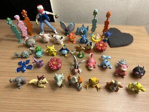 Vintage Tomy Pokemon Figure Bundle Cgtsj