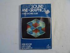 ATARI BOOK  Atari Sound and Graphics - A Self Teaching Guide