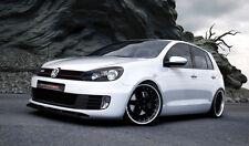 Spoilerlippe VW Golf 6 VI 6 GTI Lippe Front spoiler Spoiler Diffusor Ansatz