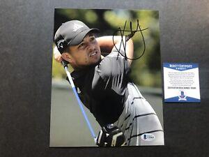 Xander Schauffele Hot! signed autographed PGA Golf 8x10 photo Beckett BAS coa