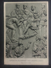 Mint Italy WW2 Field Post postcard Army Military Roman Soldiers Artwork