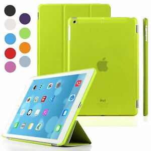 Smart Magnetic Stand Leather Case Cover For Ipad 10.2 2019/20 (7/8 Generation )