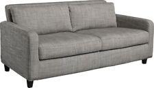 Schönes Habitat Chester 3 Sitzer Soff Sofa grau 1 Jahr alt NP1800€ Made in Italy