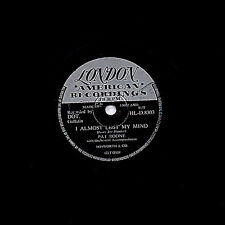 PAT BOONE 78 I ALMOST LOST MY MIIND / I'M IN LOVE WITH YOU UK LONDON HLD 8303 E-