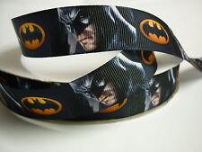 Decoración de Pasteles Artesanía cinta Cumpleaños Pastel Decoración - 22mm-Batman A - 1m
