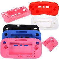 Silicone Case Cover Skin Protector for Nintendo Wii U GamePad Joypad Controller