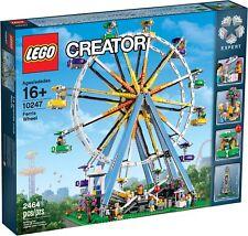 Lego Ferris Wheel (10247) Creator Expert - Fairground - Retired - NEW SEALED