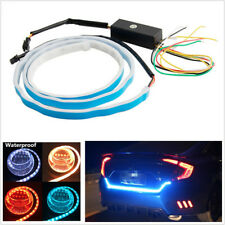 150cm 4-Color LED Car Truck Tail Lights Strip Turning Signal Lamp DRL Waterproof