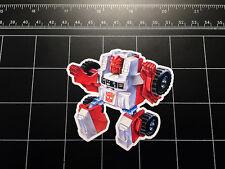 Transformers G1 Swerve box art vinyl decal sticker Autobot toy 1980's 80s