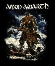 AMON AMARTH cd cvr JOMSVIKING Official CONCERT TOUR SHIRT SMALL new