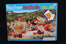 YY047 FISCHERTECHNIK 639 0701 Boite de base 50