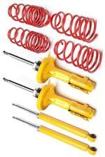 VW Golf 4 2.0 kit suspension ressorts amortisseurs