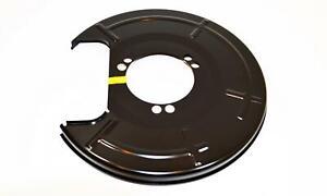 Original Opel Insignia Un Trasero Izquierdo Disco Freno Escudo 13219213 Nuevo