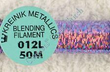 Kreinik Blending Filament 012L Lavendartric Holographic Metallic Thread 50M