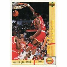 Cartes de basketball, saison 1993