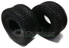 15X6X6 15x6.00-6 Turf Tire Tires Garden Tractor Lawn Mower Riding Mower Set of 2