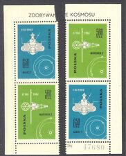 Briefmarken aus Block 31 I  - Mi:2 x 1445 - 1446   ; 1963 Jahr - Postfrisch (61p