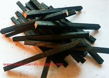 12x Oak Sticks,Staves for Aging Alcohol, Whiskey,Charred