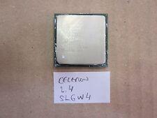 Procesador Intel Celeron 2,4 GHz SL6W4 Socket 478 CPU FUNCIONANDO