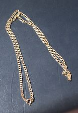 14ct Yellow Gold Link Necklace