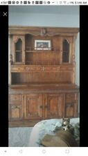Beautiful Wooden Hutch/Buffet