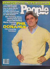 People Magazine Phil Donahue Led Zeppelin Gilda Radner August 27 1979 Free S/H
