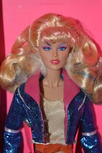Integrity toys Jem and the holograms Classic Danse Dvorak doll NRFB VHTF***