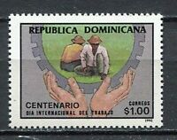 27963) Dominican Rep.1990 MNH New Labor Day 1v