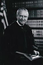 John Paul Stevens Signed Autograph 4x6 Photo Supreme Court Justice USN World War