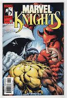 Marvel Knights #11 (2001) Luke Cage, Punisher, Shang-Chi, Daredevil, Moon D