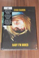 Evan Dando – Baby I'm Bored (2017) (2xCD) (FIRECD438) (Neu+OVP)
