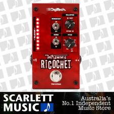 Digitech Whammy Ricochet Pitch Shift Octave Effects Guitar Pedal FX Stompbox